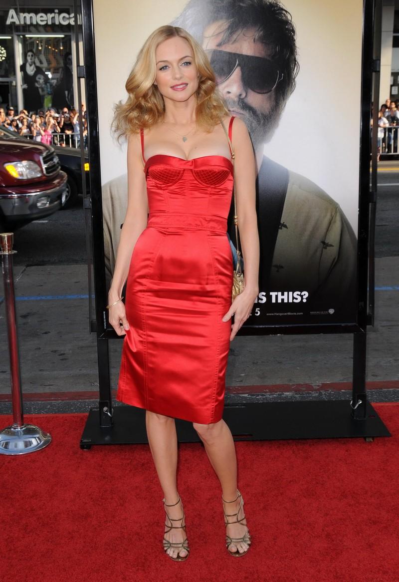 >Heather Graham is Still Hot | Celebrity Photo World