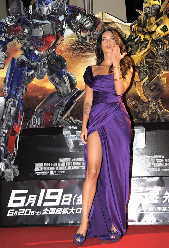 >Megan Fox – The Tokyo Premiere of Transformers 2 ...
